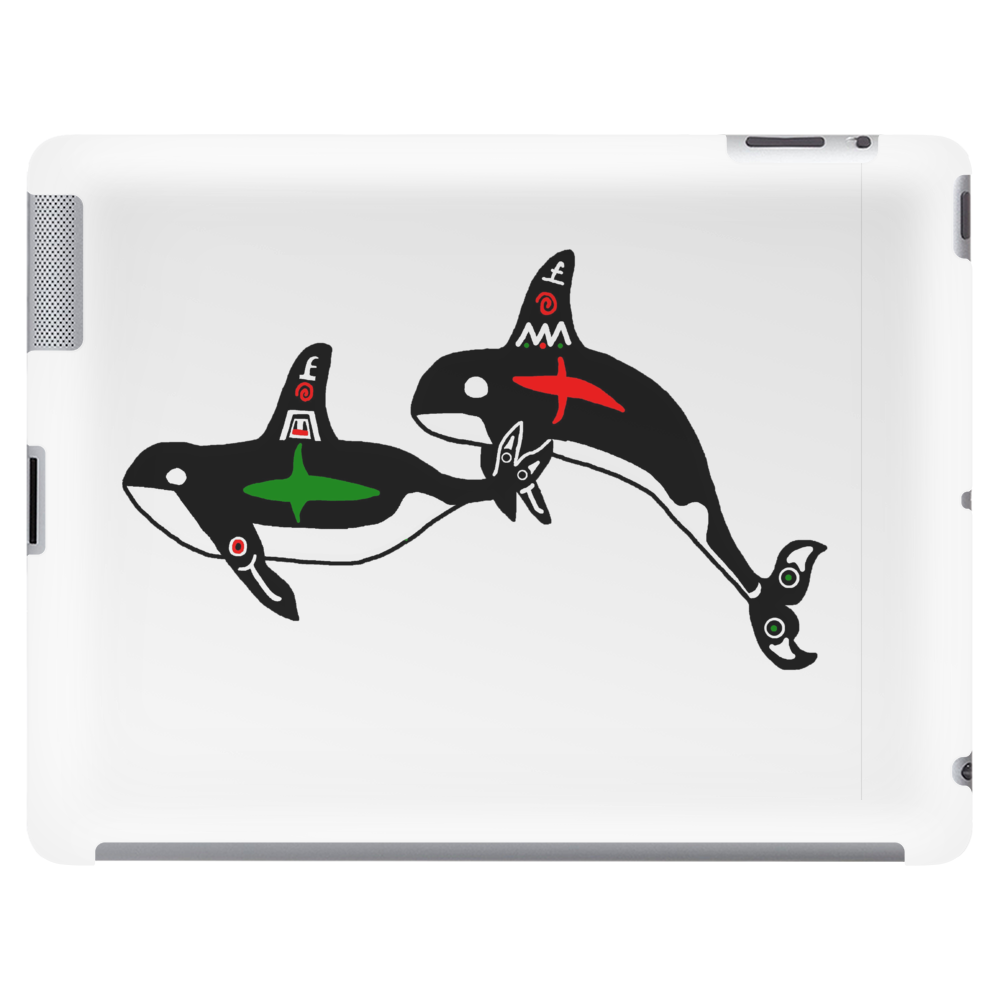 Native Whales Tablet