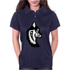 Native Wolf Womens Polo