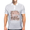 Nature Art Mens Polo