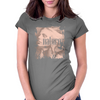 Nature Art Womens Fitted T-Shirt