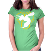Nature Bee Womens Fitted T-Shirt