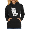 NAUGHTY BUT NIC Womens Hoodie