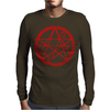 Necronomicon Mens Long Sleeve T-Shirt