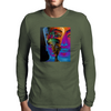 NEFERTITI Mens Long Sleeve T-Shirt