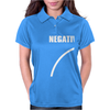 Negative Ghostrider The Pattern Is Full Womens Polo
