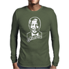 Nelson Mandela  Friedenskämpfer R.I Mens Long Sleeve T-Shirt
