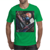 Neon City Mens T-Shirt