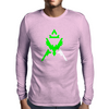 Neon Crest Mens Long Sleeve T-Shirt