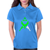 Neon Crest Womens Polo