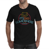 Neon Sign It's 5 O'Clock Somewhere Mens T-Shirt