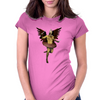 Nephilim Angelic  Womens Fitted T-Shirt