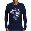 NERVOUS RECORDS Mens Long Sleeve T-Shirt