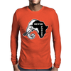 Never Forget Africa Mens Long Sleeve T-Shirt