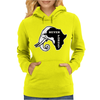 Never Forget Africa Womens Hoodie