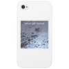 never get stoned Phone Case