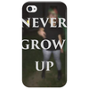 Never Grow Up Phone Case