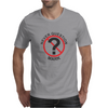 Never Question Mark Mens T-Shirt