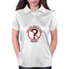 Never Question Mark Womens Polo