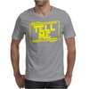 Never tell me the odds. Mens T-Shirt