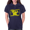 Never tell me the odds. Womens Polo