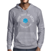Never Trust an Atom They Make Up Everything Mens Hoodie