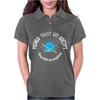 Never Trust an Atom They Make Up Everything Womens Polo