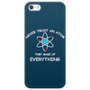 Never trust an atom wrb Phone Case