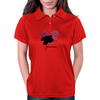 Nevermore Logo Womens Polo