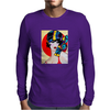 NEW 1920'S FACES Mens Long Sleeve T-Shirt