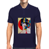 NEW 1920'S FACES Mens Polo