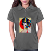 NEW 1920'S FACES Womens Polo