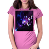New 3D Abstract! Womens Fitted T-Shirt
