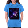 New 3D Abstract! Womens Polo