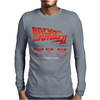 New Back To The Future Ii Future Is Here Mens Long Sleeve T-Shirt