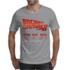 New Back To The Future Ii Future Is Here Mens T-Shirt