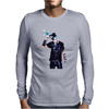 New BigBang Blue Solo Top Mens Long Sleeve T-Shirt