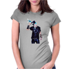New BigBang Blue Solo Top Womens Fitted T-Shirt