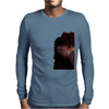 New Black Twin Peaks Agent Cooper 2016 Mens Long Sleeve T-Shirt