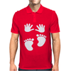 New Born Baby Mens Polo