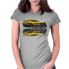 New Corvette Racing Z06 Womens Fitted T-Shirt