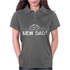 New Dad Womens Polo