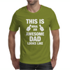 New Daddy Christmas Funny Mens T-Shirt