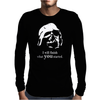 New Darth Vader Mens Long Sleeve T-Shirt