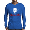New DEATH BY STEREO Mens Long Sleeve T-Shirt