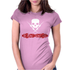New DEATH BY STEREO Womens Fitted T-Shirt