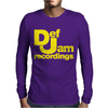New Def Jam Recordings Mens Long Sleeve T-Shirt