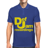 New Def Jam Recordings Mens Polo