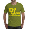 New Def Jam Recordings Mens T-Shirt