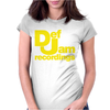 New Def Jam Recordings Womens Fitted T-Shirt