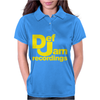 New Def Jam Recordings Womens Polo